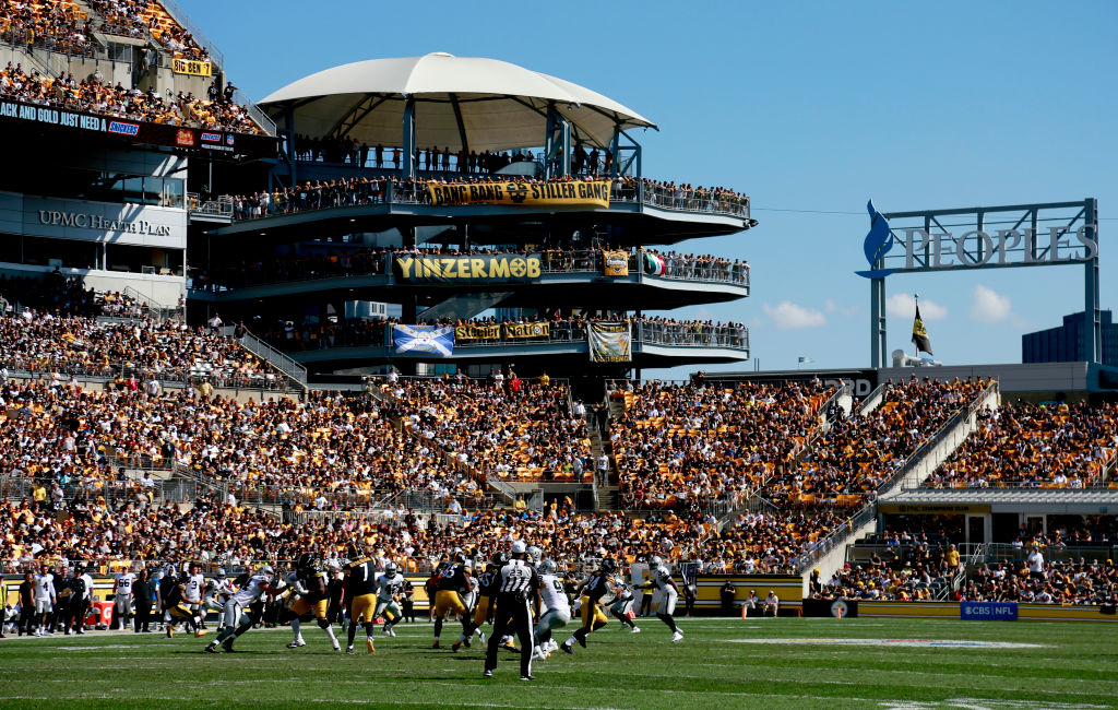 Steelers fans complain of long lines at Heinz Field