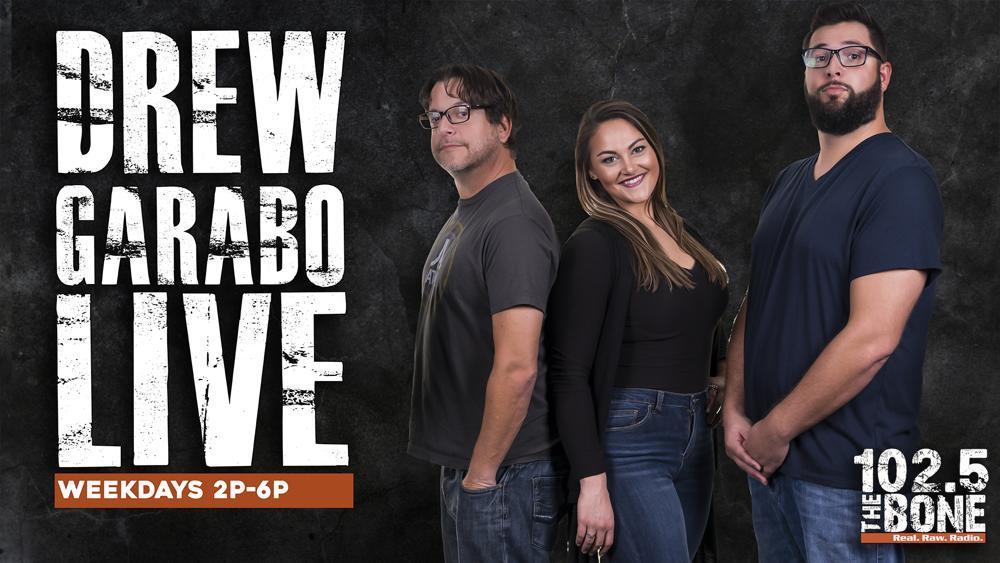 Drew Garabo Live