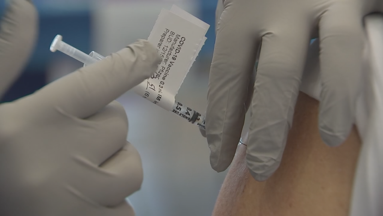Marion County offers COVID-19 vaccines for residents 65 and older