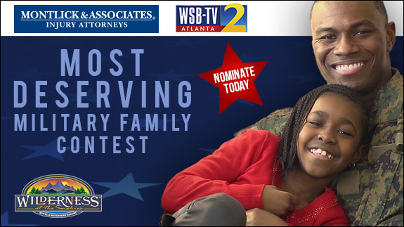 Most Deserving Military Family Contest: Nominate Today