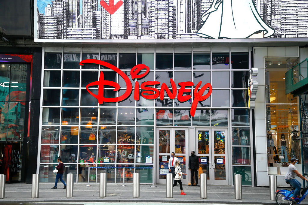 Walt Disney Co. to shutter at least 60 Disney stores, shift focus online