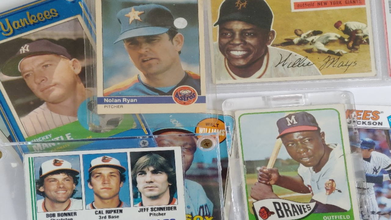 More than $54K in sports cards stolen from Knoxville memorabilia dealer