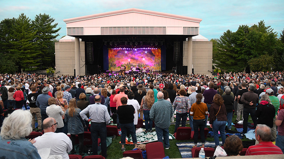 Fraze Pavilion cancels all concerts and events for the season