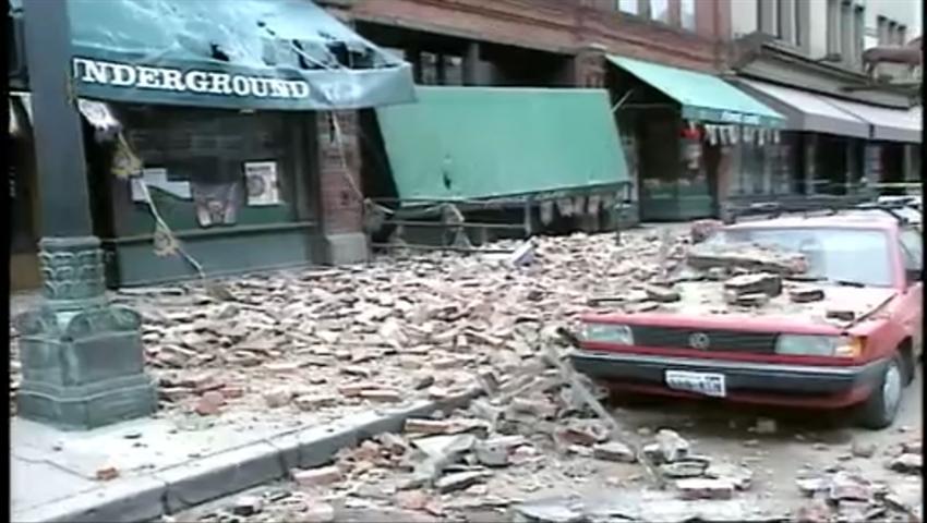 Study shows impact of Cascadia tsunami on Puget Sound communities