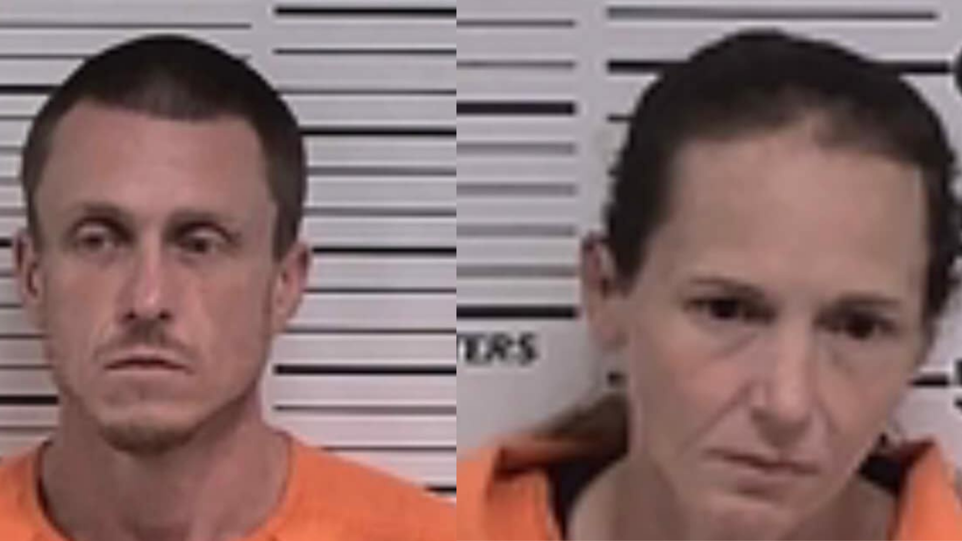 Pair charged with burglarizing Mississippi business, officials say