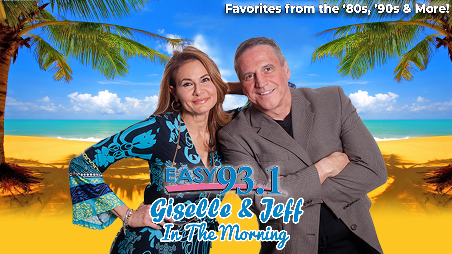 Giselle & Jeff In The Morning