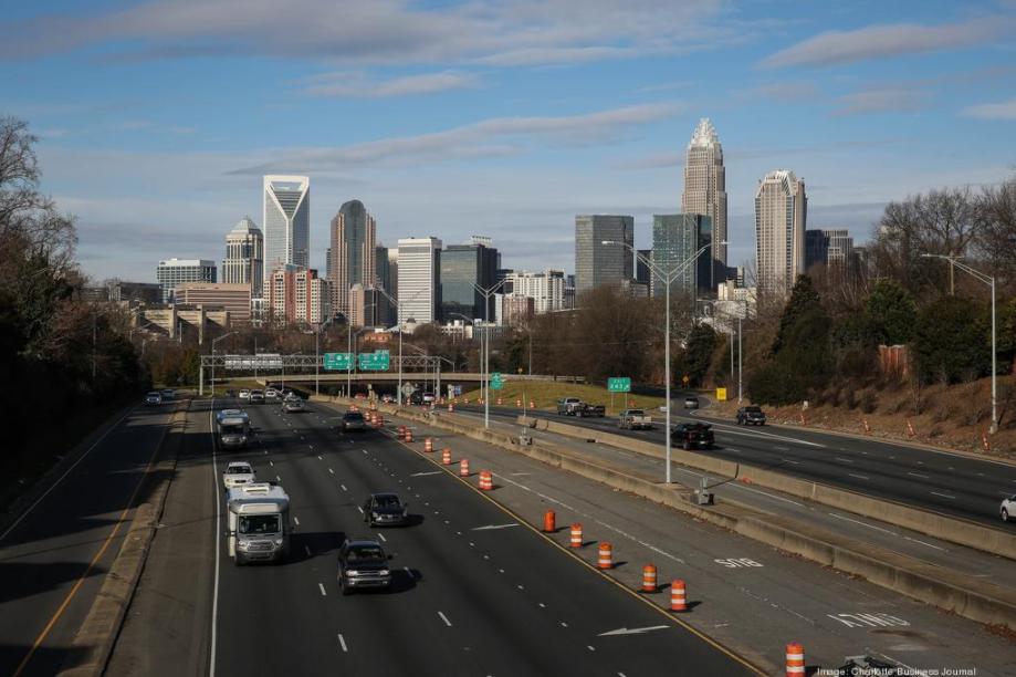 Charlotte makes big jump on housing market index
