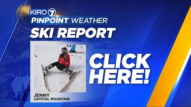 Click here for the KIRO 7 Ski Report