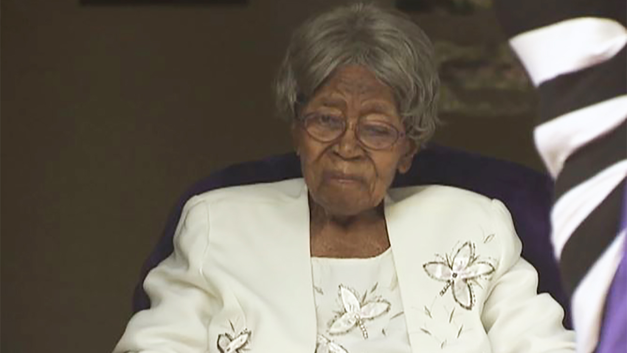 'A cherished jewel': Charlotte woman, oldest living American, dies at 116 years old