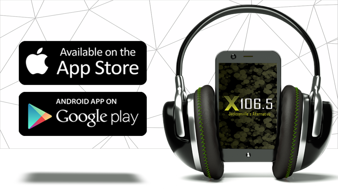 Download the X106.5 App Today!