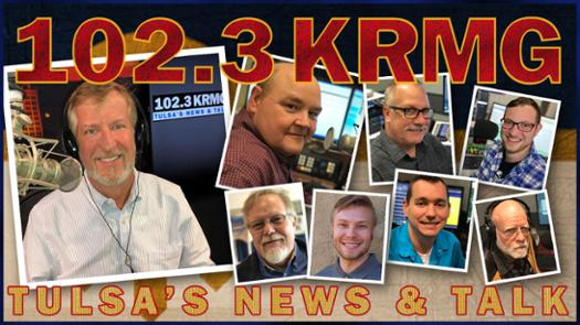 KRMG Morning News with Dan Potter