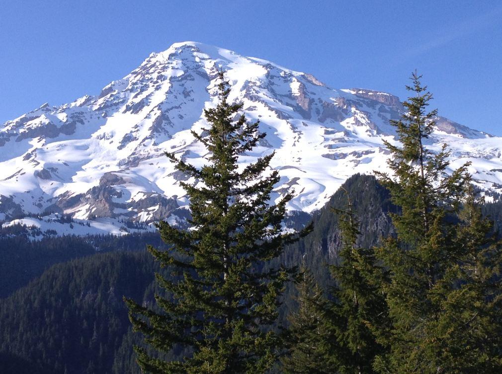 Hiker dies in fall through Mount Rainier snow bridge