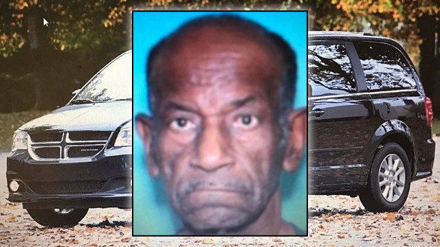 Elderly man reported missing in Gastonia found safe, police say