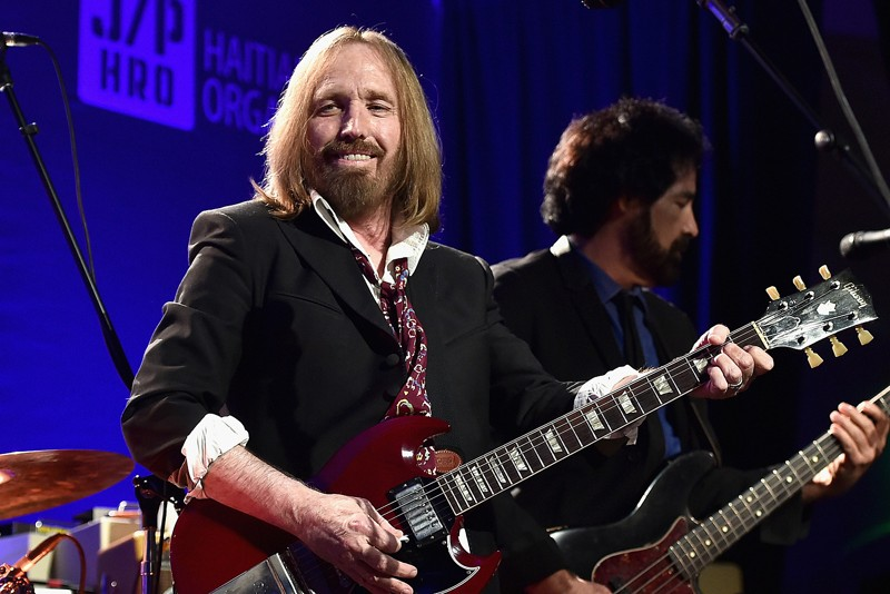 Tom Petty home recording uncovered by family