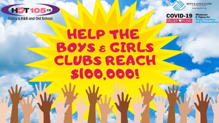 Support the Boys & Girls Clubs of Broward County!