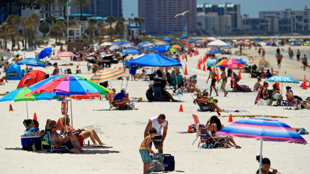 Coronavirus: Florida surpasses previous state record for COVID-19 hospitalizations
