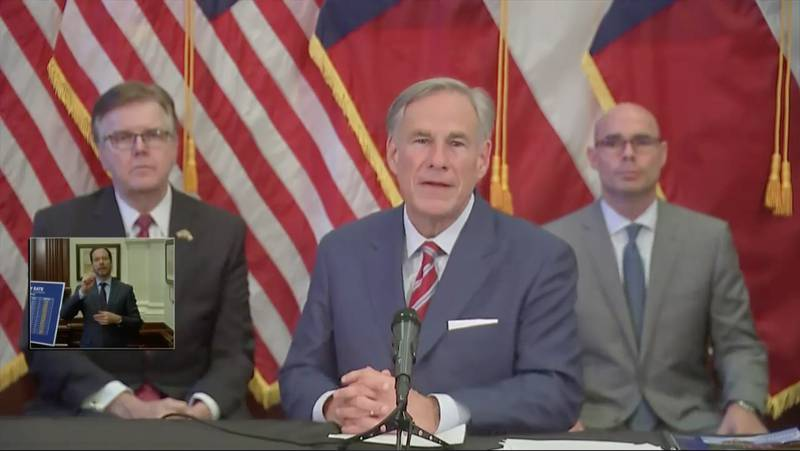 Governor Abbott Issues Executive Order Closing Bars, Scaling Back Restaurant Capacity
