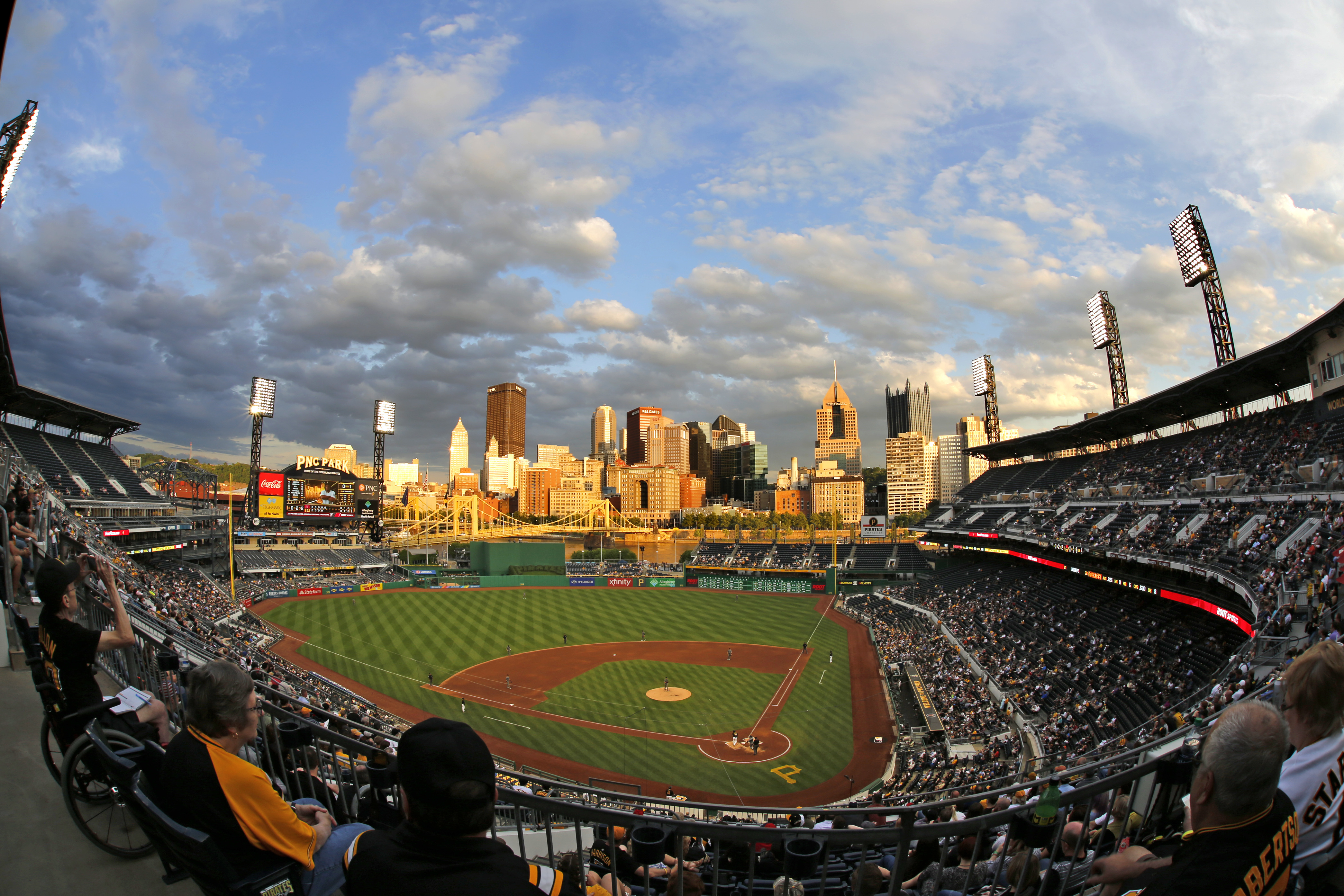 Pirates announce Family Experience upgrades at PNC Park