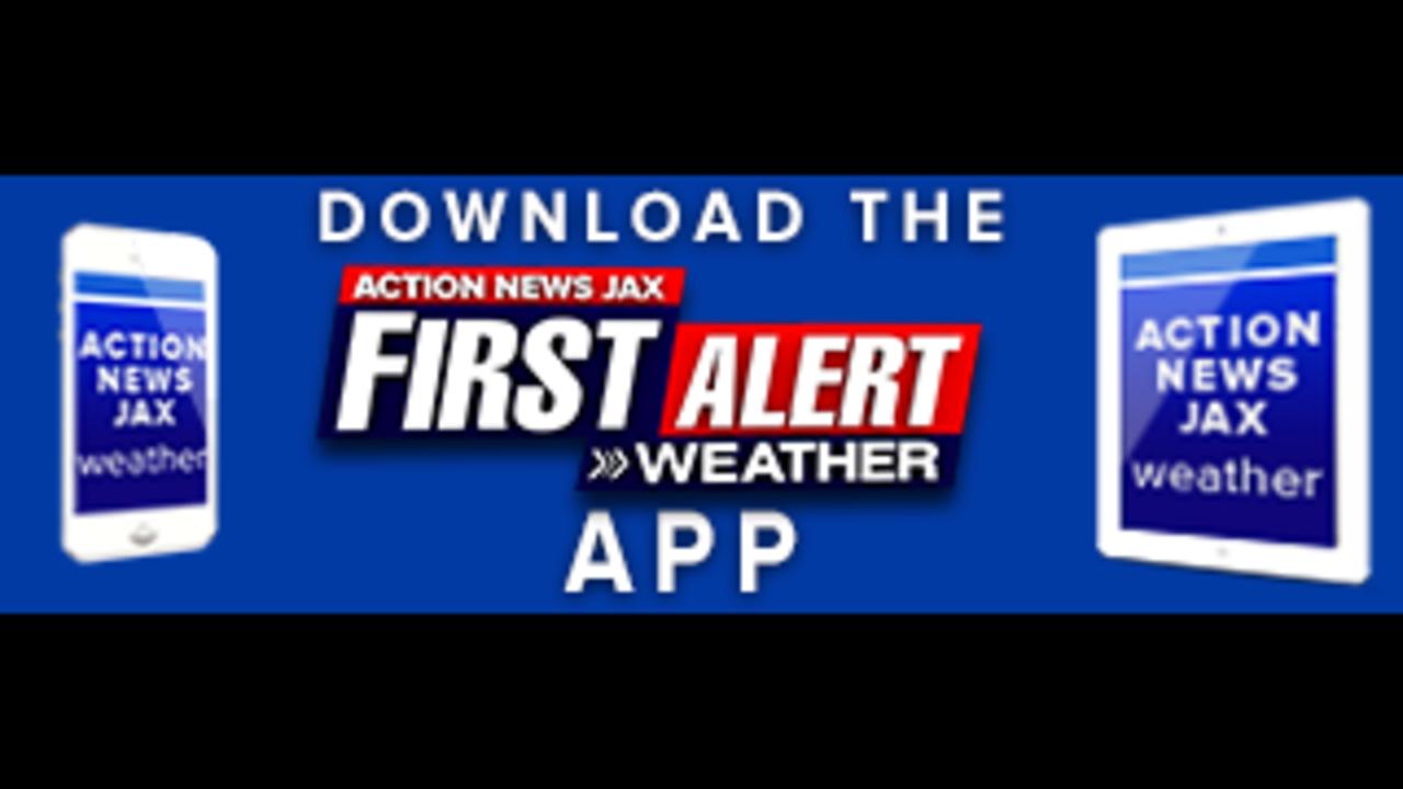 Download the Action News Jax First Alert Weather App