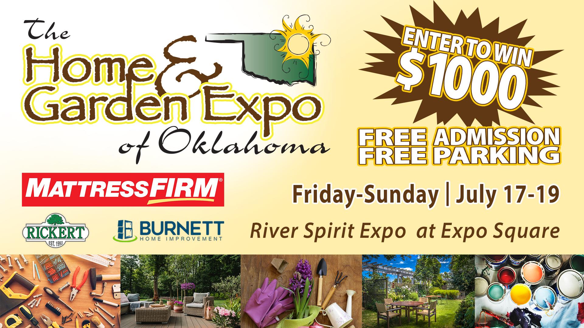 Home & Garden Expo of Oklahoma