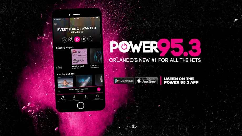 Download the POWER 95.3 App