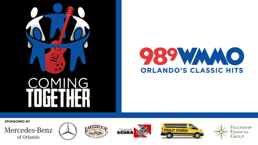 Coming Together on 98.9 WMMO