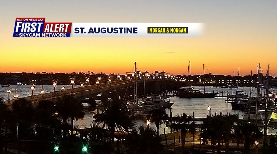 First Alert Skycam Network - St. Augustine