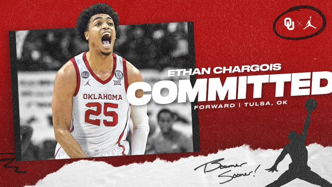 Sooners land Union High School alum via transfer portal