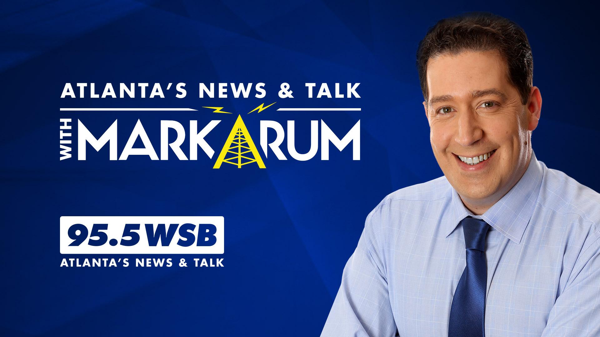 Atlanta's News & Talk with Mark Arum