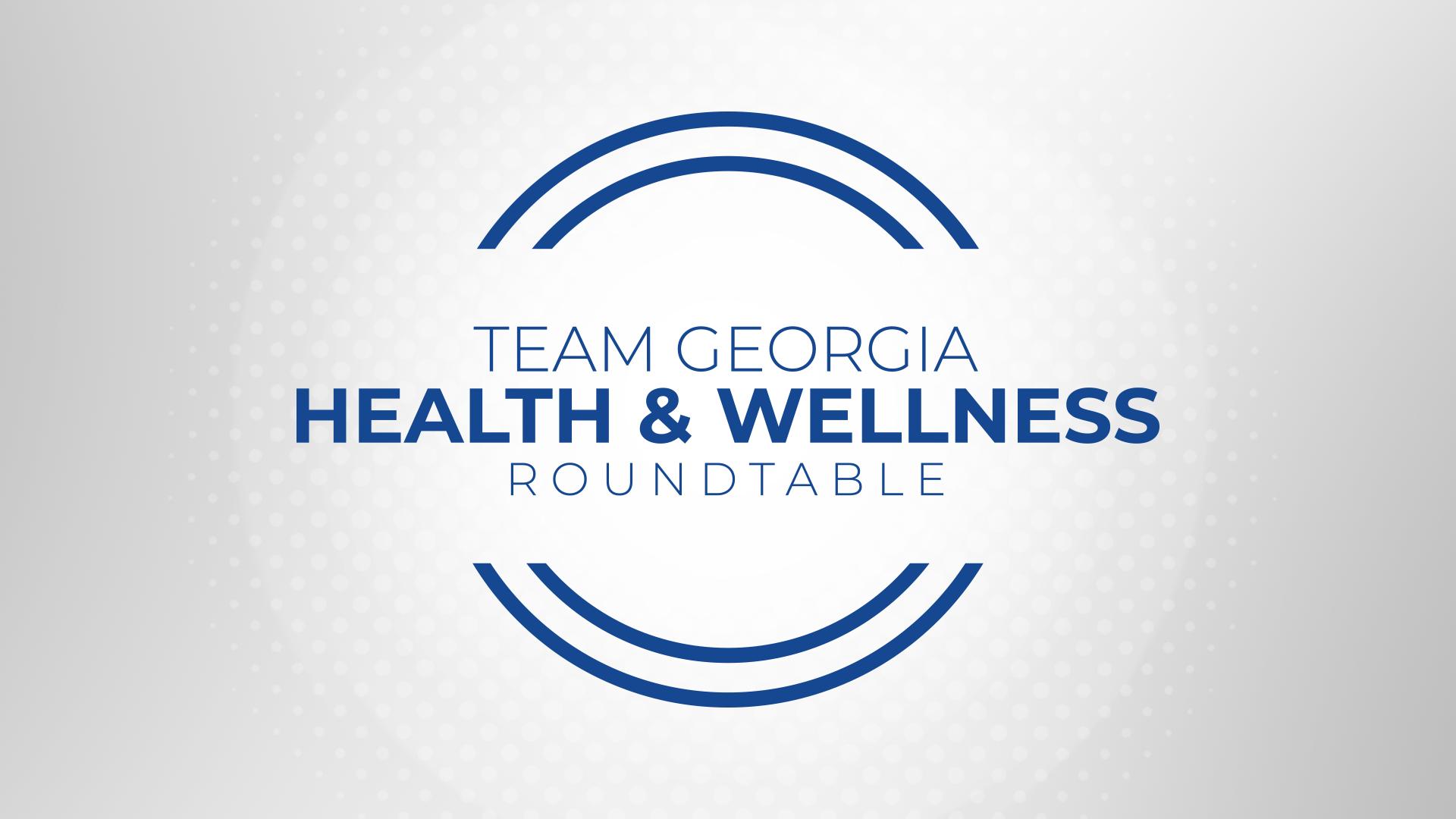 Team Georgia Health & Wellness Roundtable