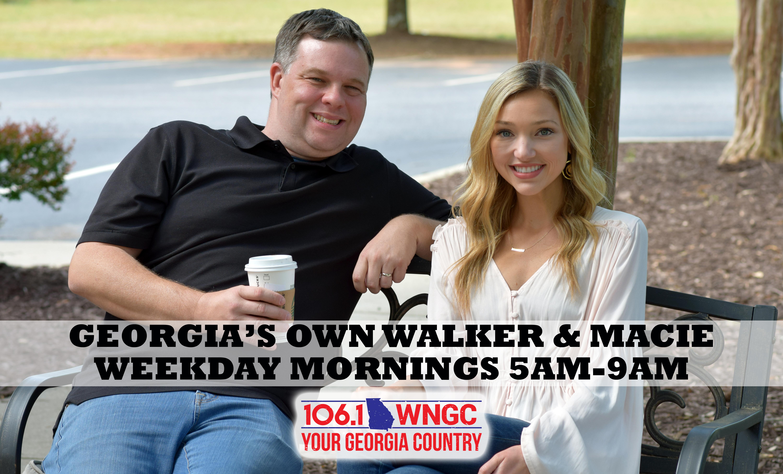 Georgia's Own Walker & Macie
