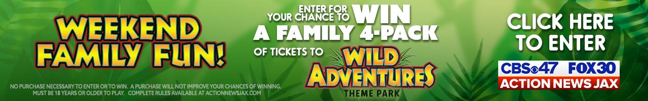Wild Adventures Weekend Family Fun