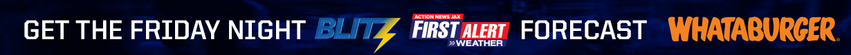 Action News Jax First Alert Forecast