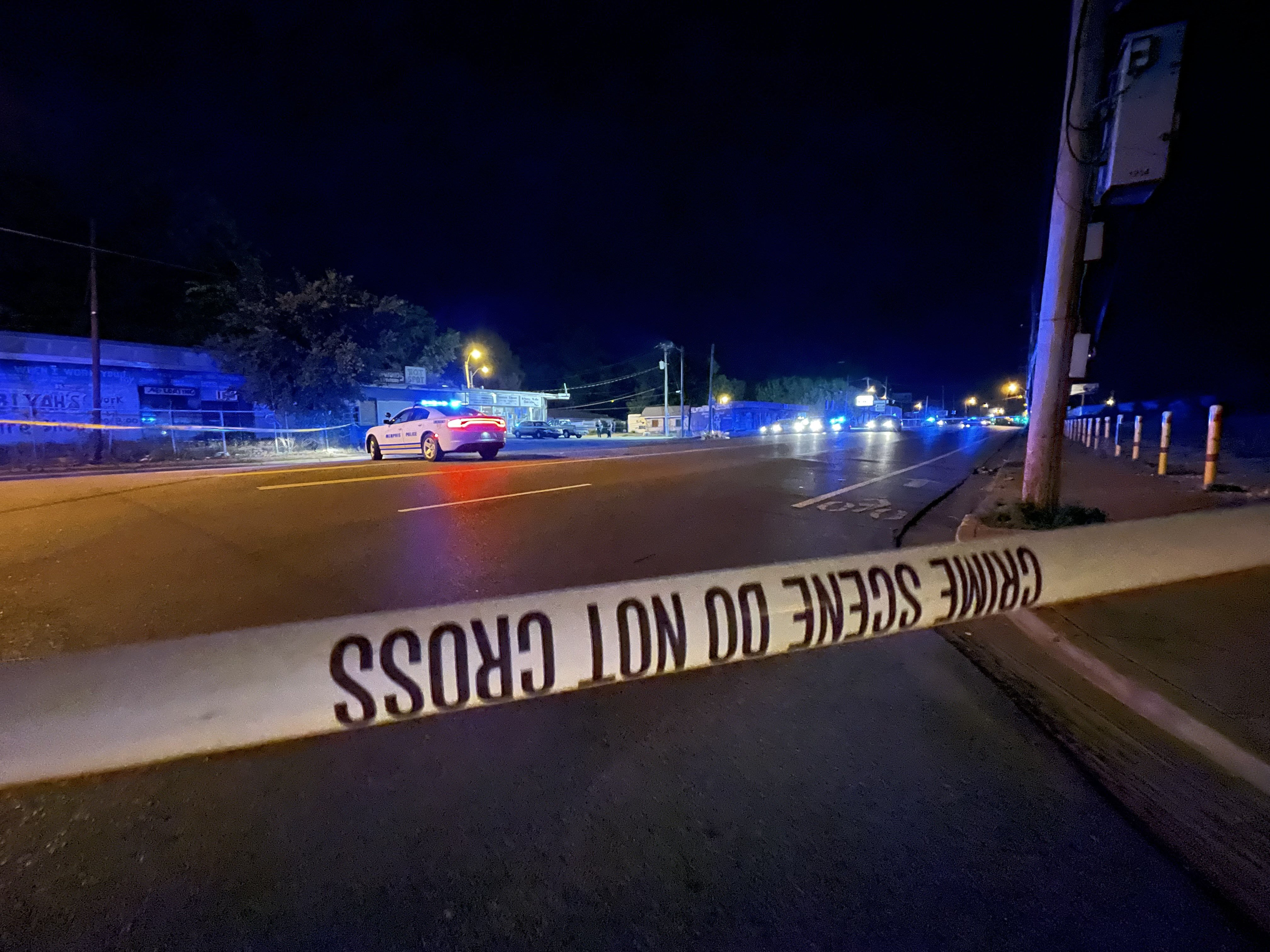 4 people killed in less than 4 hours overnight Thursday in Memphis, police say