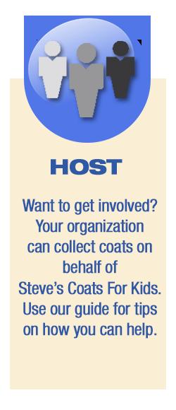 Steve's Coats