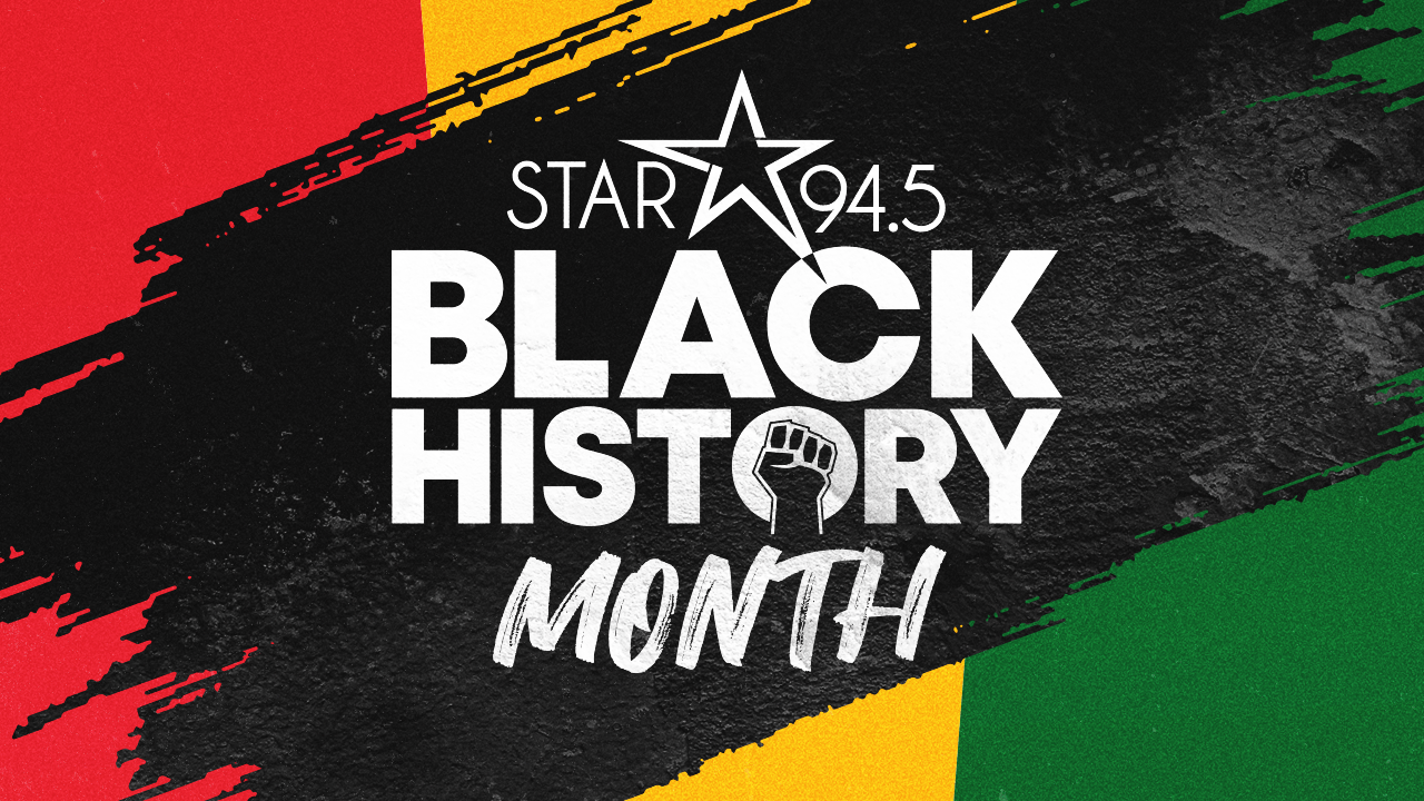 Black History Month on Star 94.5 Orlando