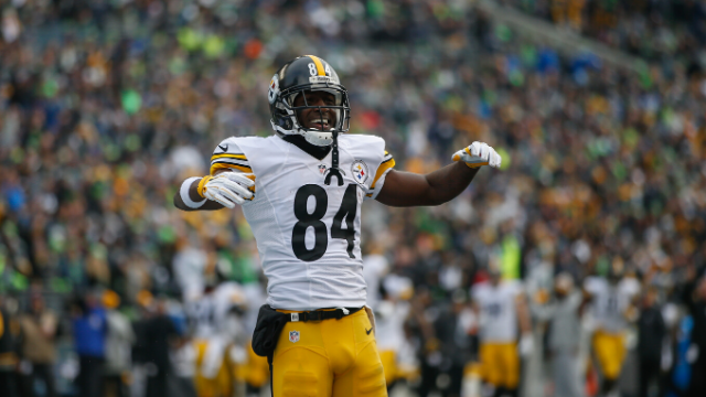 Antonio Brown running out of options for return to NFL