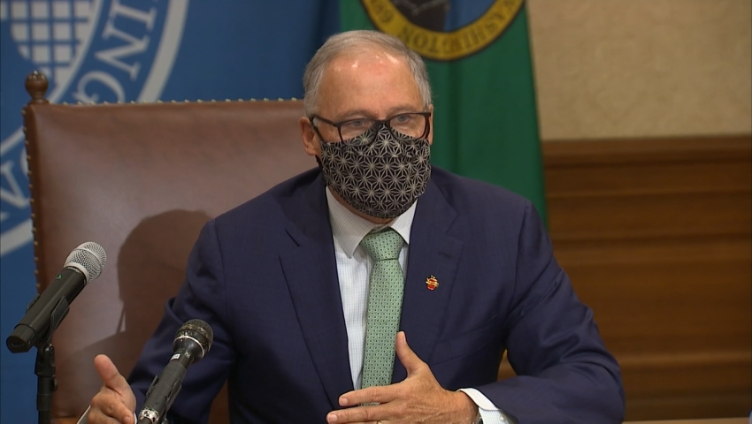 Gov. Inslee vetoes measure to end sale of new gas-powered cars by 2030