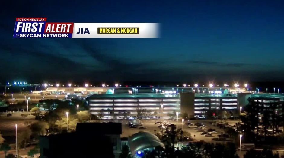 First Alert Skycam Network - Jacksonville International Airport