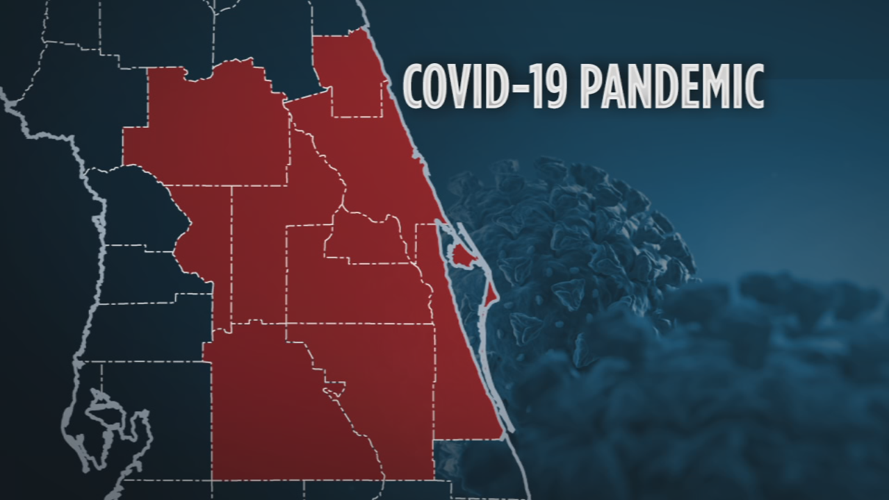Florida reports 3,319 new COVID-19 cases, 57 virus-related deaths on Saturday