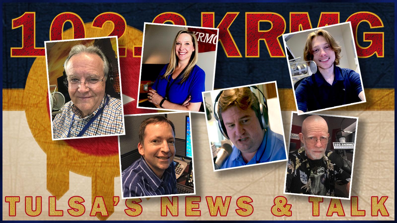 KRMG Evening News with Dick Loftin