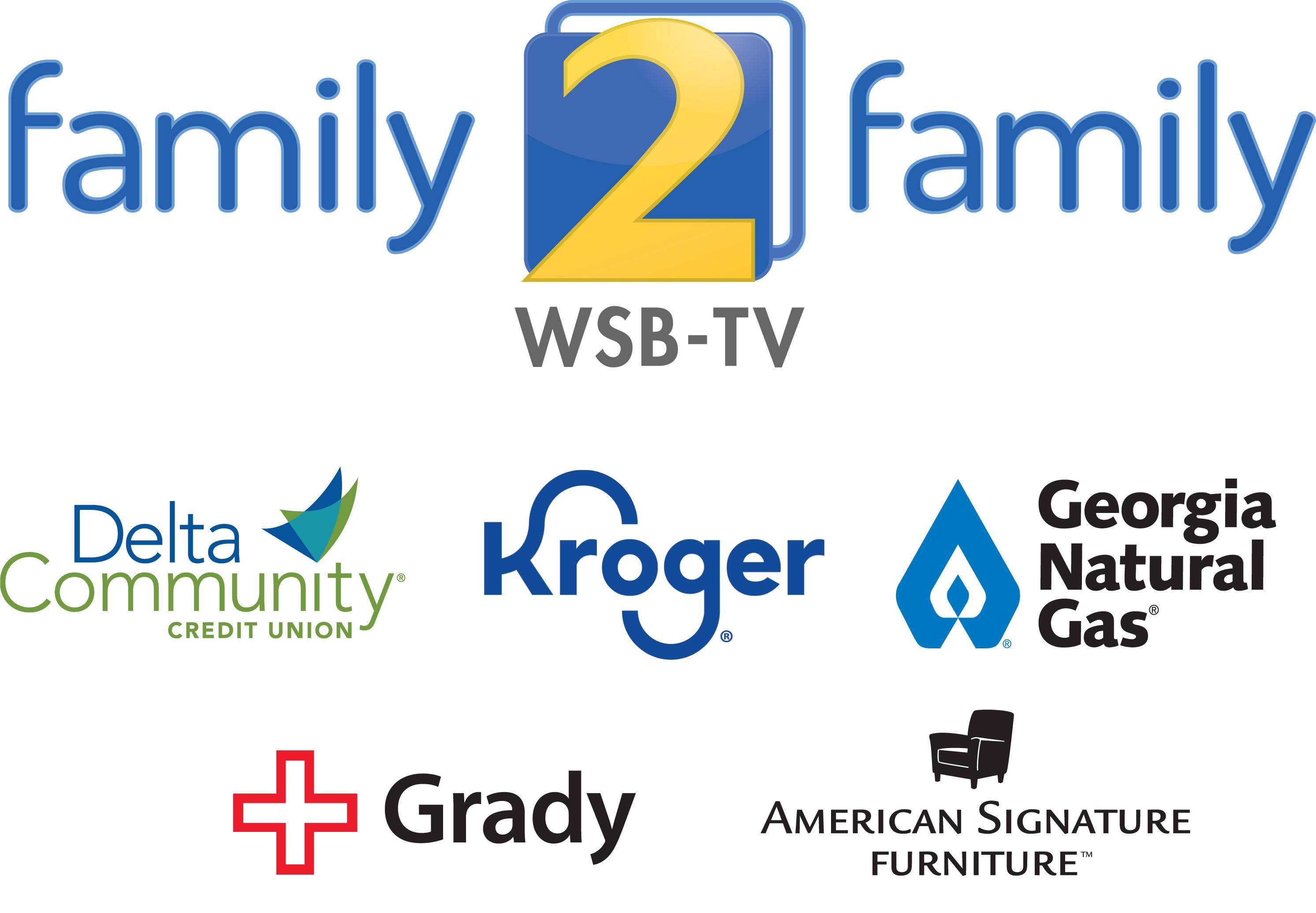 Family 2 Family sponsors