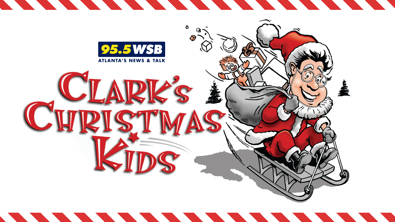 Clarks Christmas Kids 2020 Clark Howard's Christmas Kids 2020 – 95.5 WSB