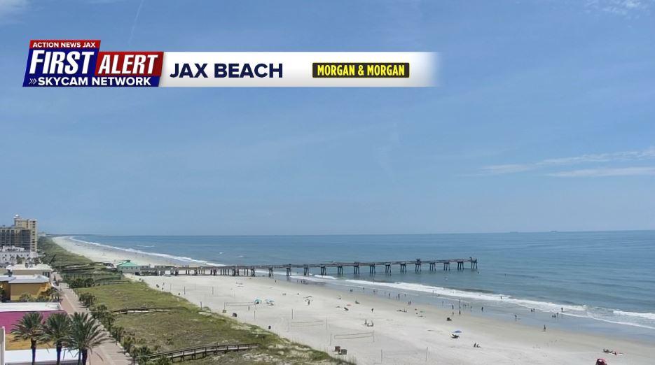 First Alert Skycam Network - Jacksonville Beach