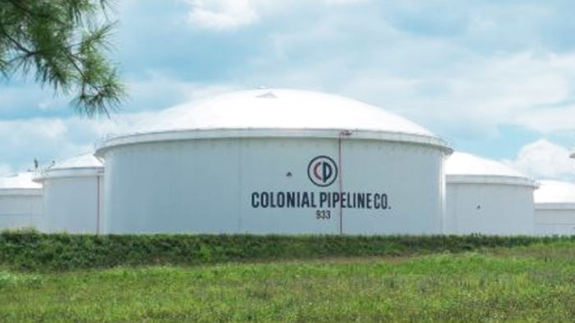 Breaking: Alpharetta based Colonial Pipeline shuts down gas lines after cyberattack