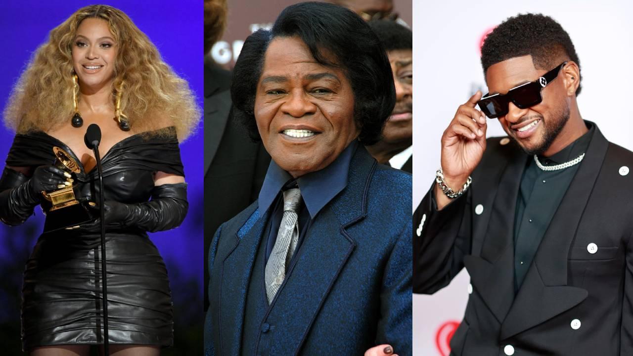 Beyoncé, James Brown, Usher among first inductees into Black Music & Entertainment Walk of Fame