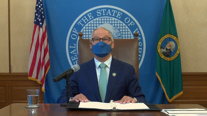 Gov. Inslee repeals trio of pandemic-related proclamations as state approaches reopening