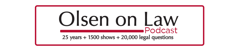 Olsen on Law
