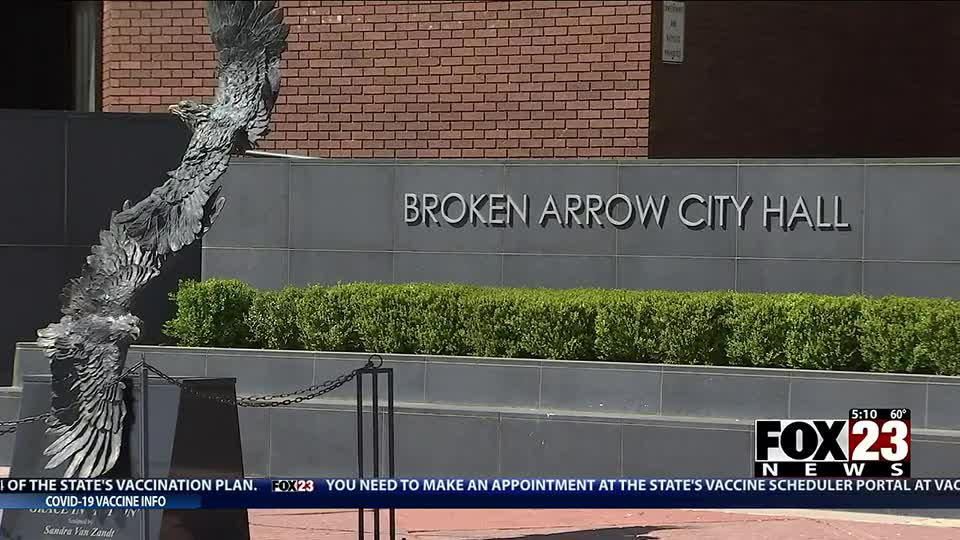 Women elected mayor, vice mayor for first time in Broken Arrow history