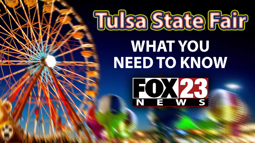 Tulsa State Fair - What you need to know